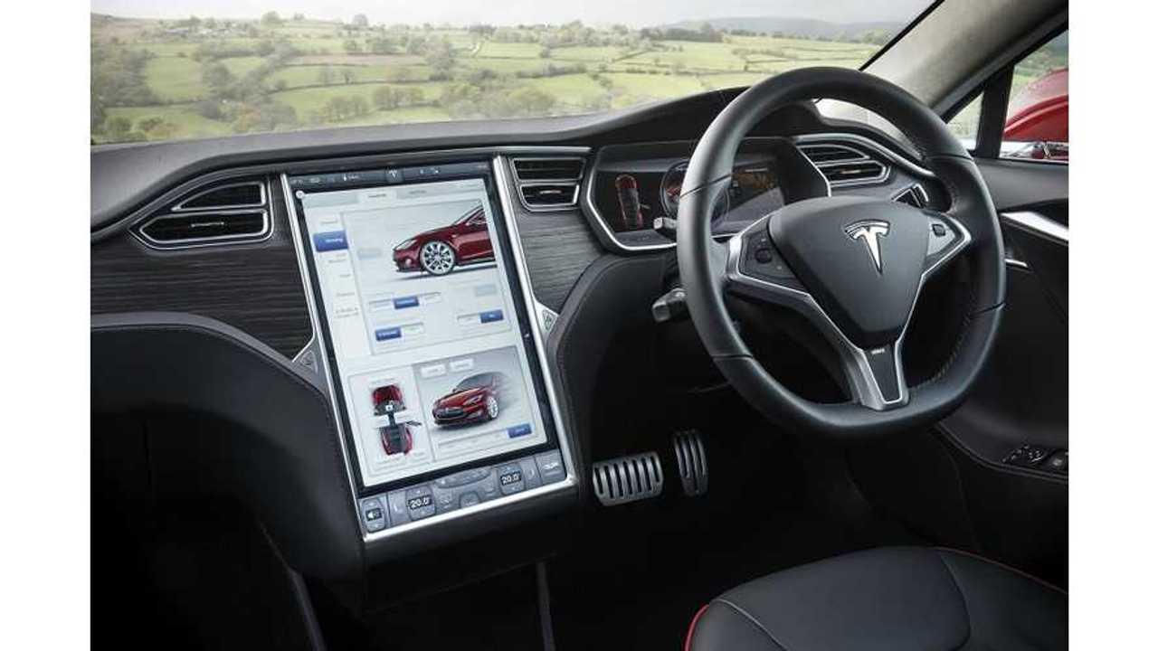 Tesla Model S Test Driven In Australia - Video