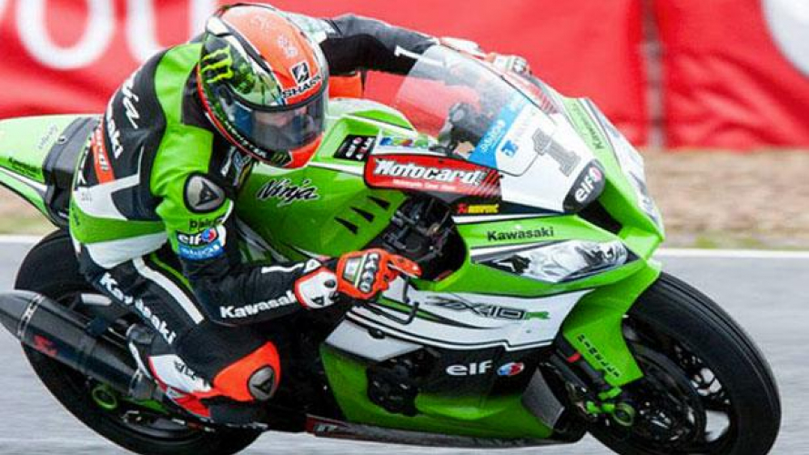 Test Superbike 2014, Jerez - Day2: Sykes non perdona