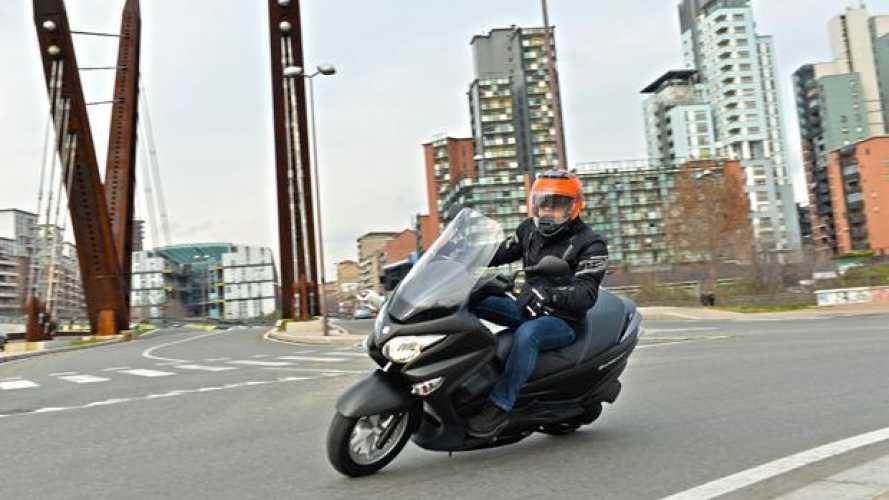 Suzuki Burgman 125 200 ABS 2014 – TEST