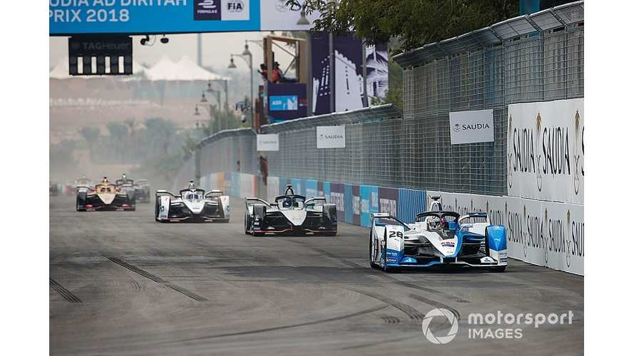 Attack Mode Is Exactly What Formula E Needed