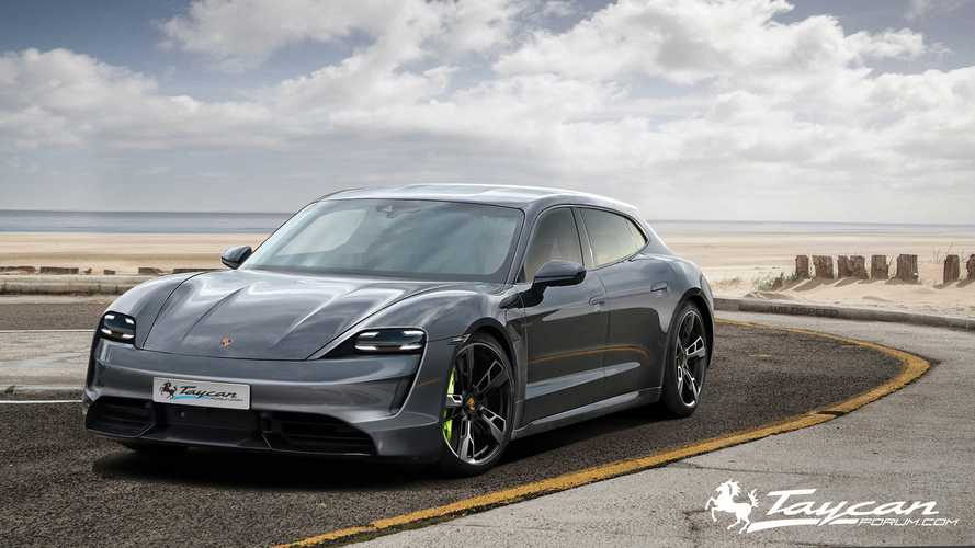 Porsche Taycan Electric Range: Distance You Can Drive In 24 Hours
