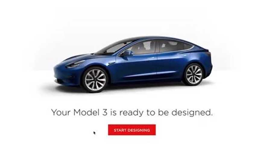 Tesla Model 3 Order Invites Go Nationwide