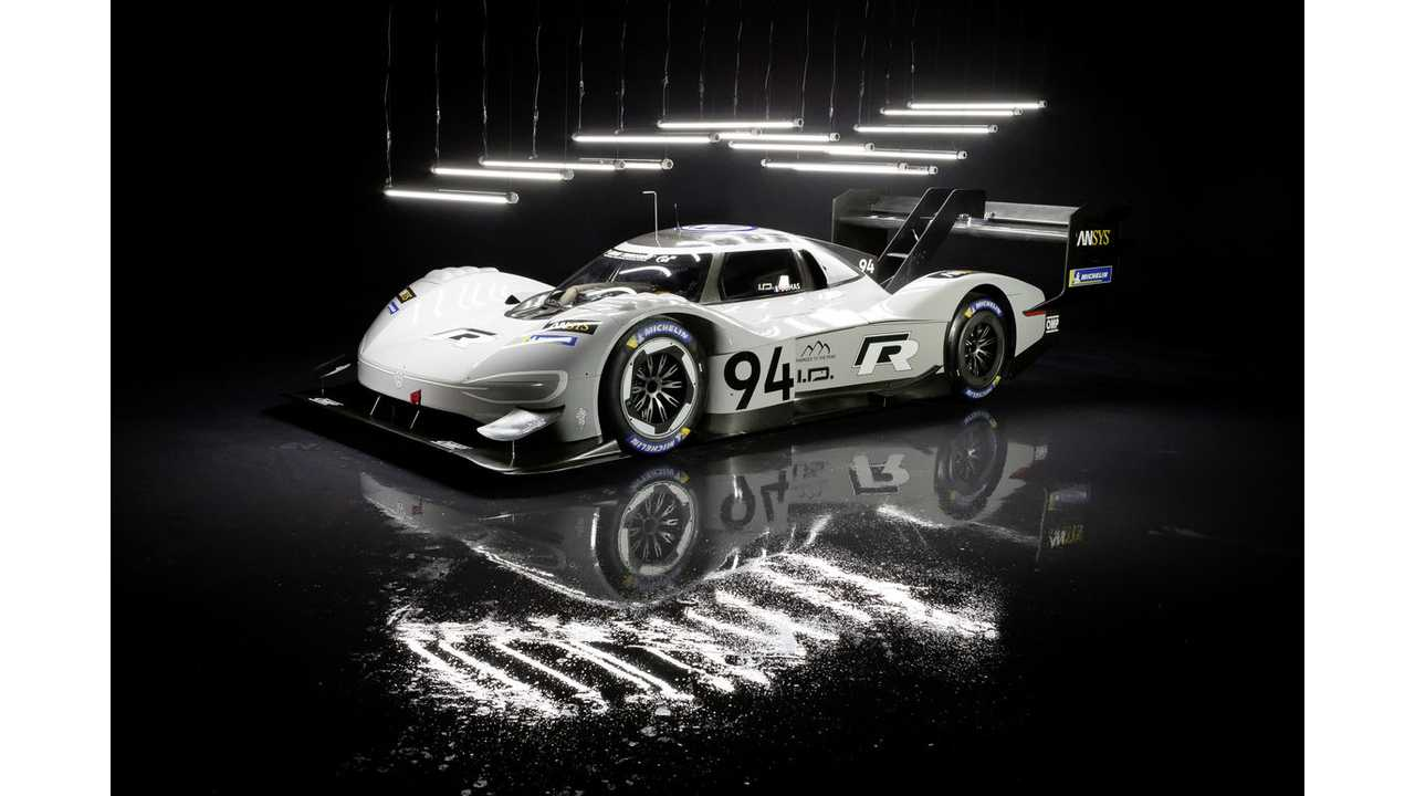 VW I.D. R Performance Road Car Expected To Go Fully Electric