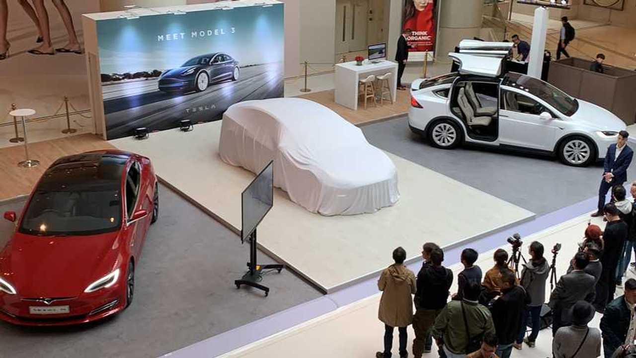 Beacon City Welcomes Tesla Model 3 To Hong Kong