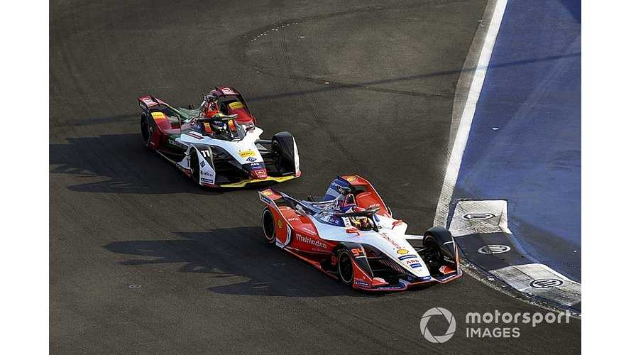 Wehrlein Claims Unfair Penalty In Formula E Race Was Disappointing