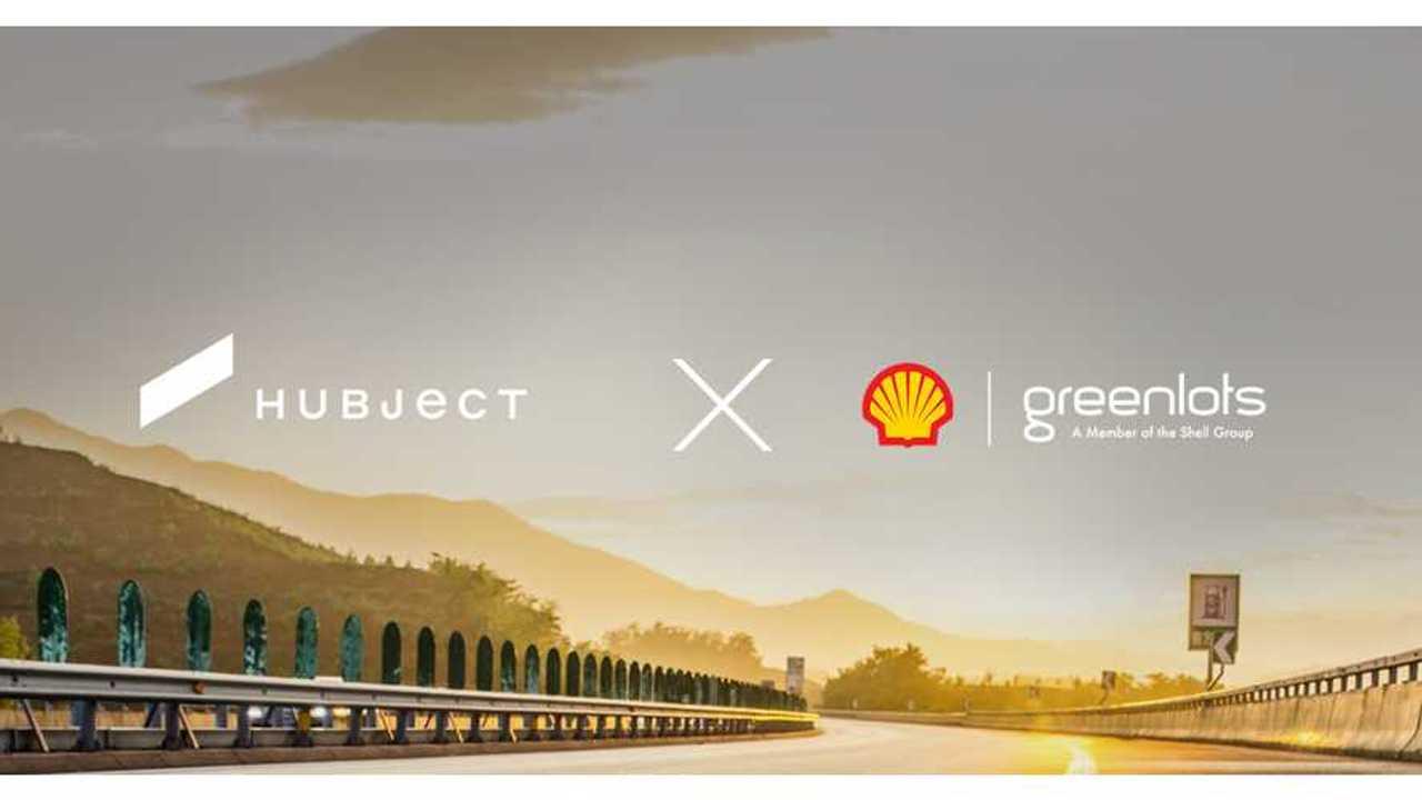 Hubject & Greenlots Announce Charging Partnership On Plug & Charge