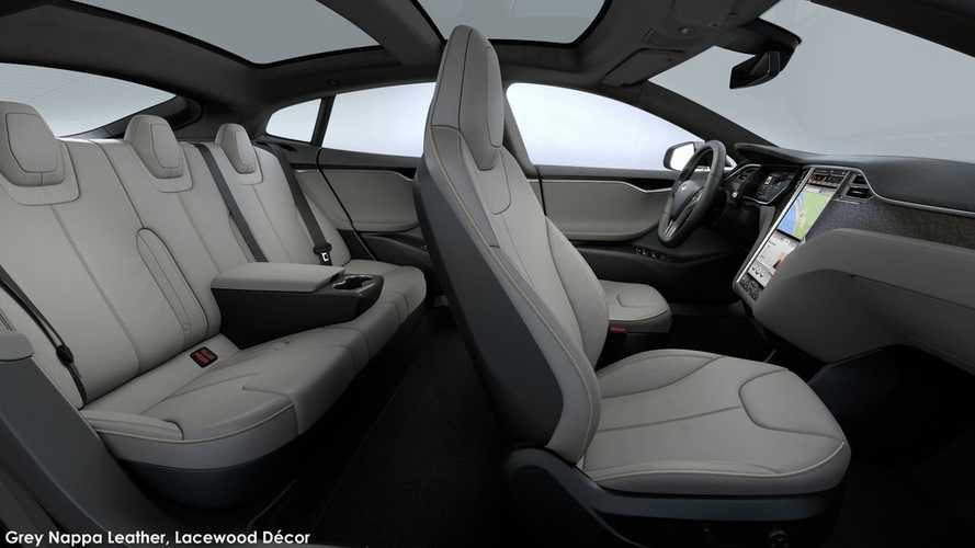Tesla Model S Finally Gets Rear Seat Console With Storage & Two Cupholders