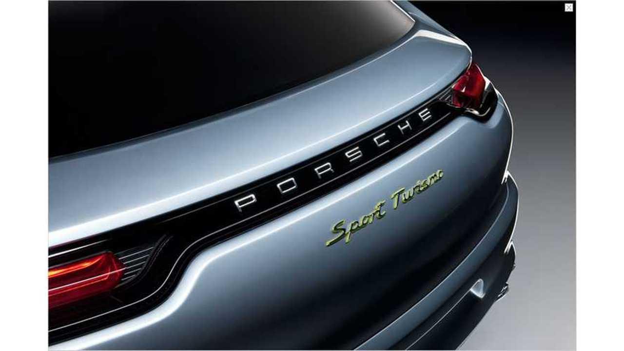Report: Porsche 717 Coming - 300+ Miles, AWD, 4 Door All-Electric Car