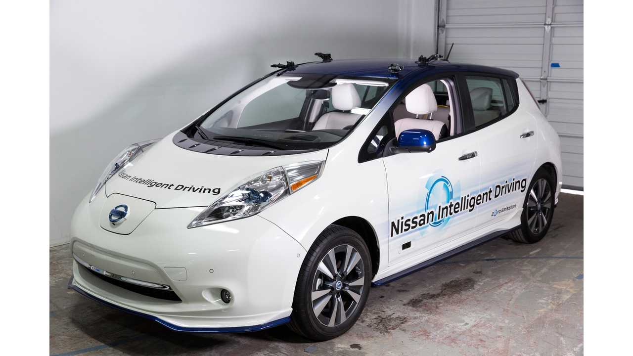Renault-Nissan To Launch 10 Autonomous Vehicles Over Next 4 Years
