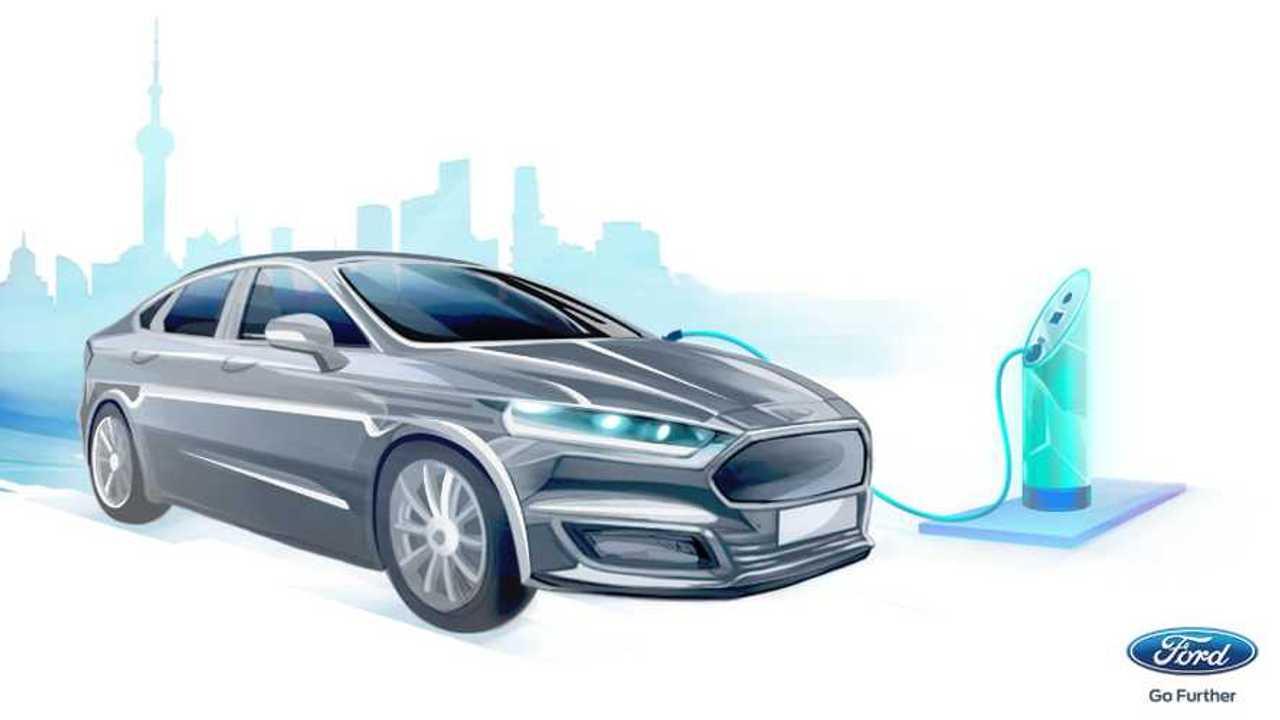 Ford's Electric Car Partner Lands MG Designer