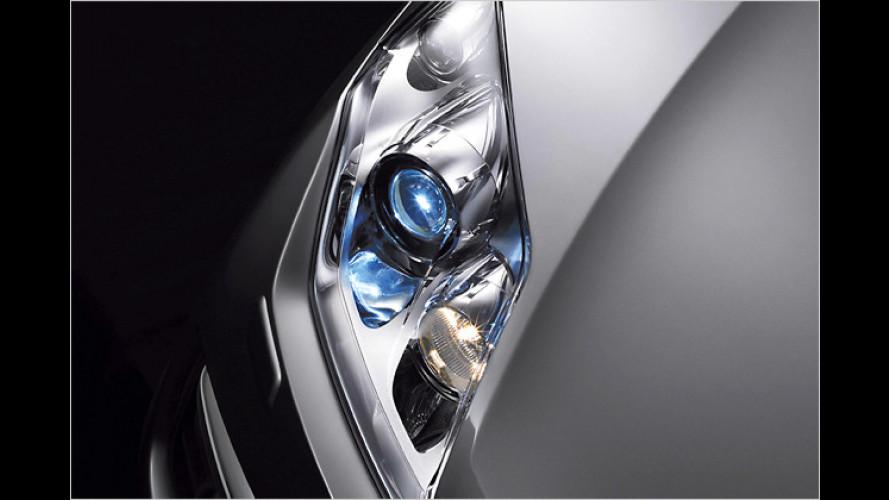 Ausblick kommt häppchenweise: Der neue Renault Laguna
