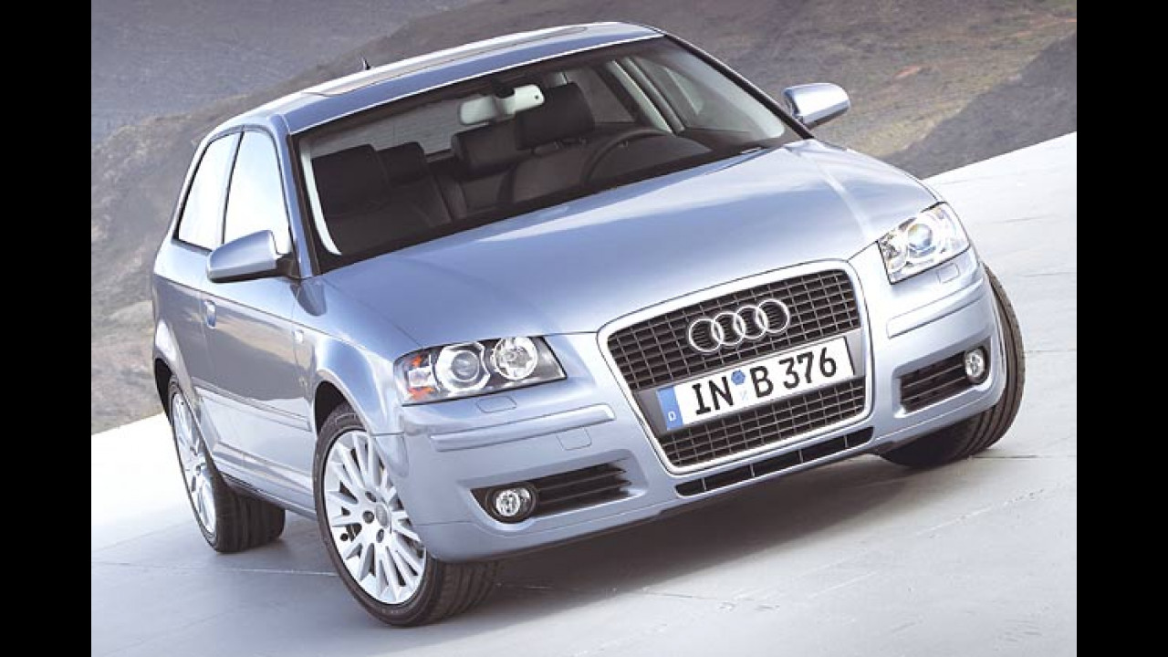 Audi A3: Endlich Single