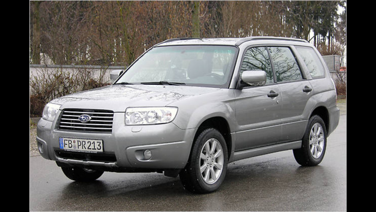 Subaru Forester 2.0X Celebration