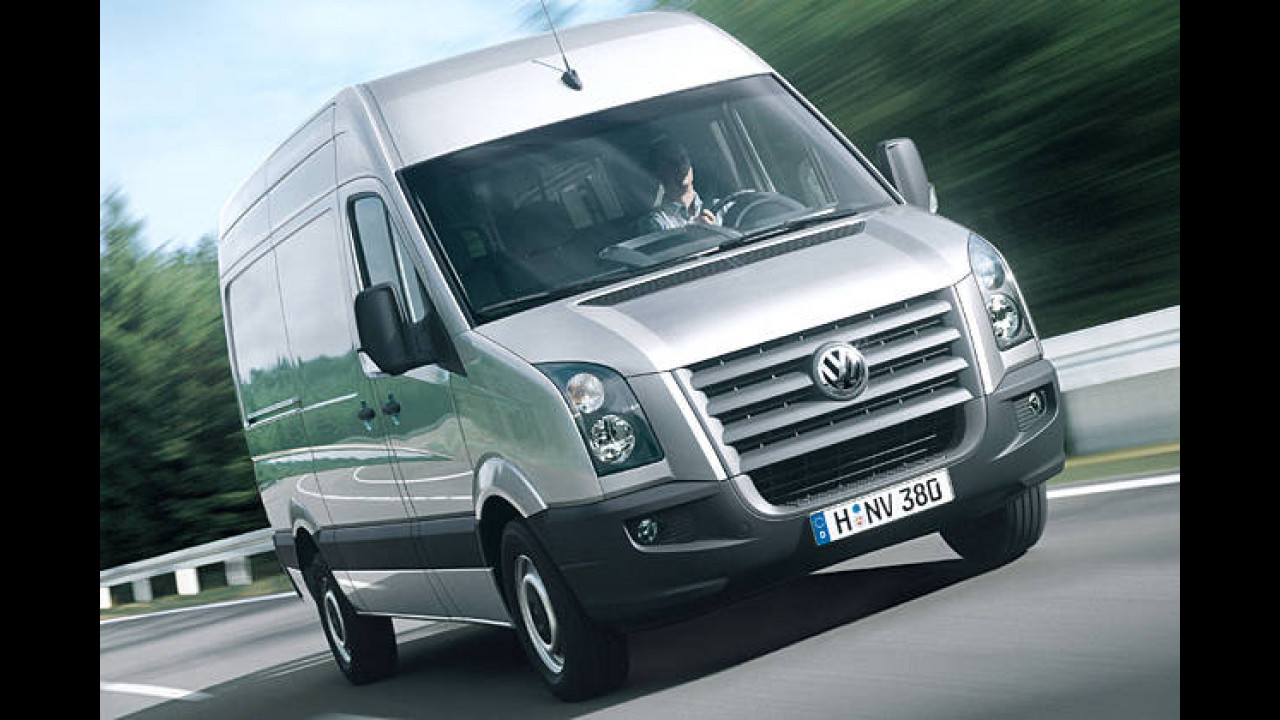 VW Crafter 35 2.5 TDI (88 PS)