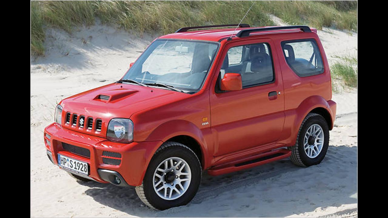 Suzuki Jimny 1.5 DDiS Club