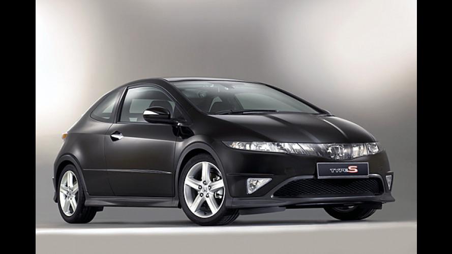 Honda Civic Type S: Der Kompaktwagen kommt als Dreitürer