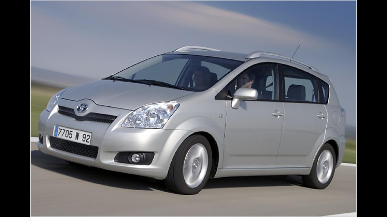 Toyota Corolla Verso 2.2 D-4D Luna