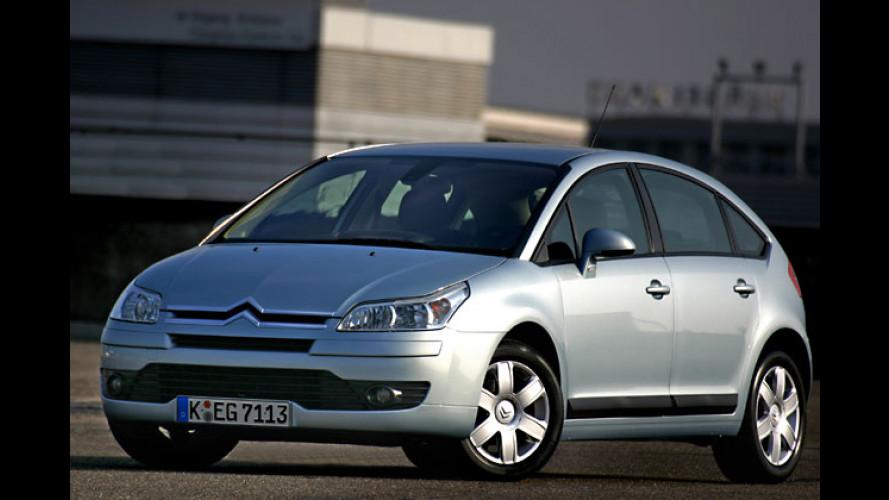 Citroën C4 (2004) im Test: Parfümierter Preisbrecher mit Innovationen
