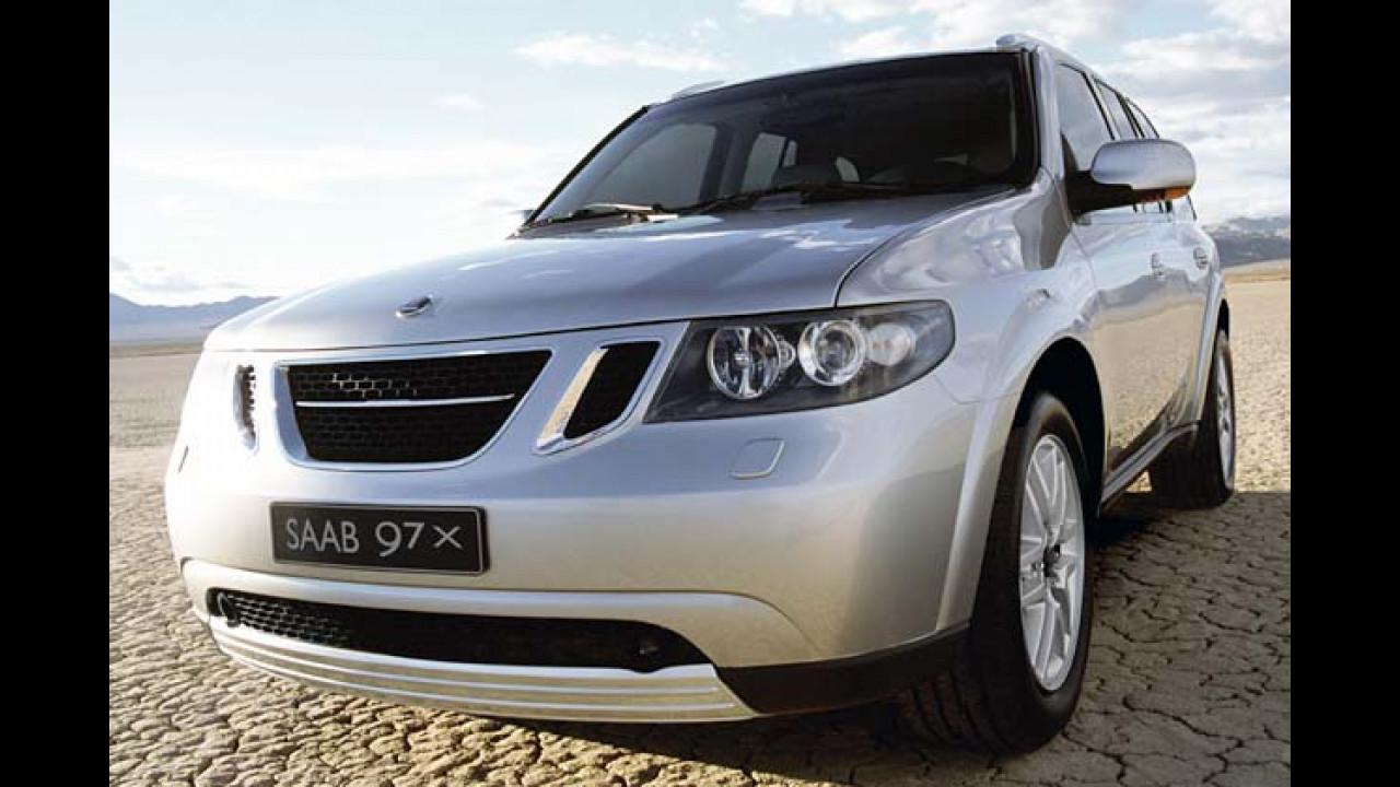 Luxus-SUV von Saab