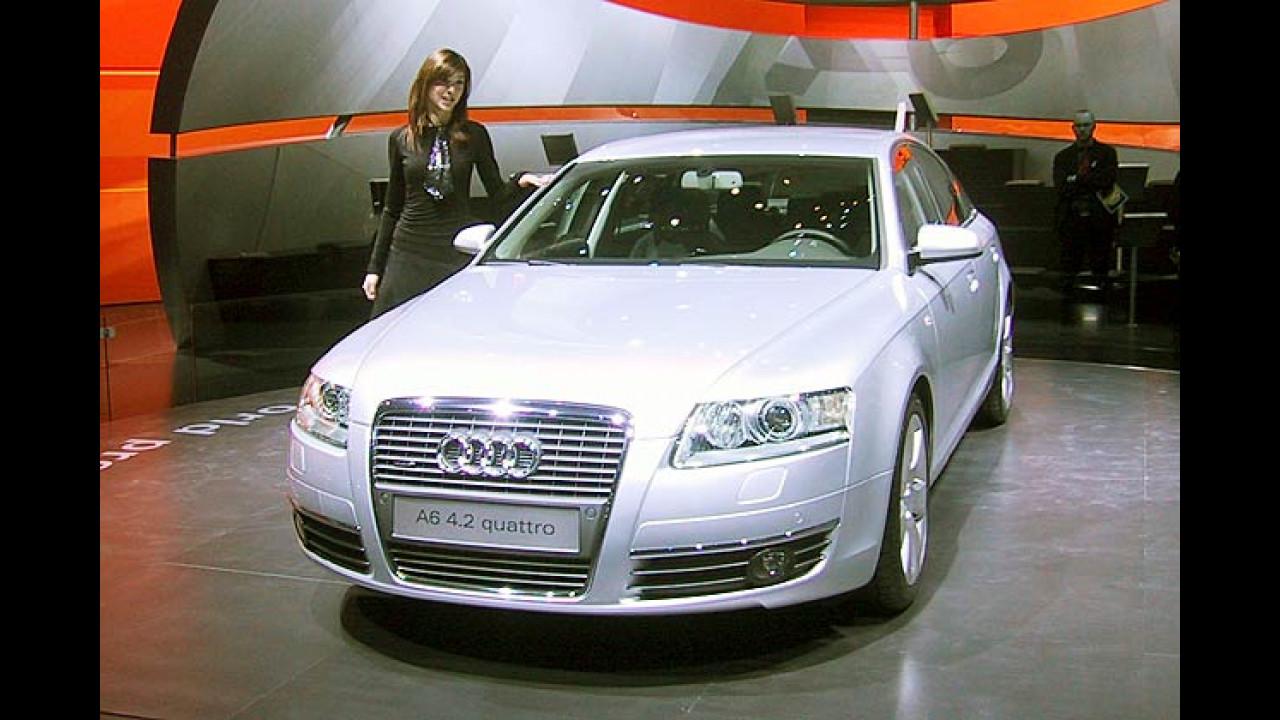Genfer Autosalon 2004, die wichtigste Automesse des Jahres 2004 - Die Highlights