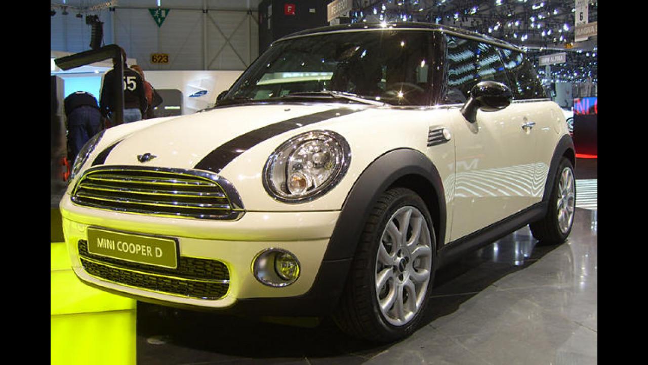 Mini One, Cooper D