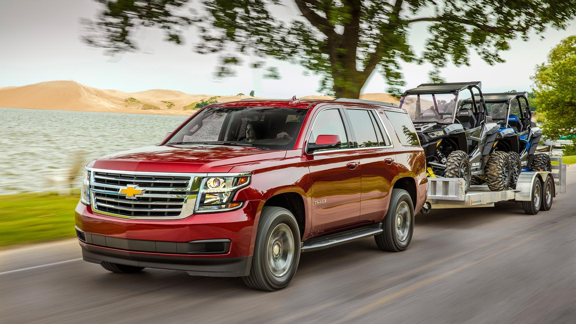 Chevy Launches Two Row Tahoe Custom Lowers Price to $45K