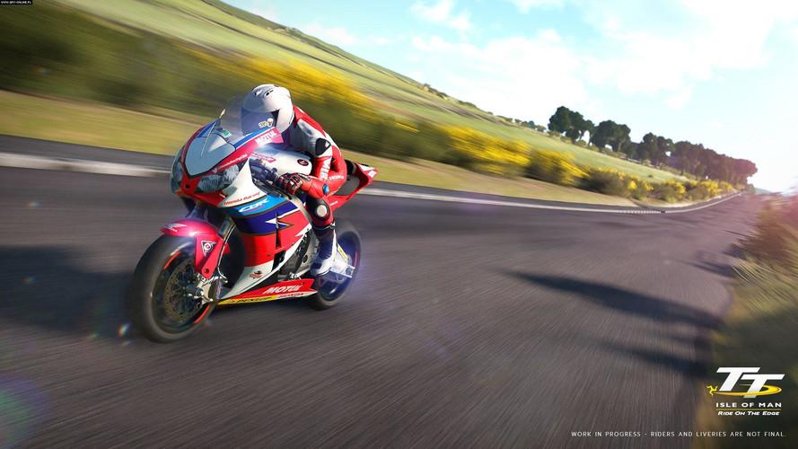 Llega TT Isle of Man: Ride on the Edge, el videojuego de la carrera más rápida y peligrosa