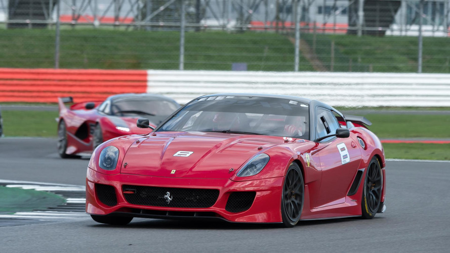 Ferrari To Celebrate 70 Years At Silverstone