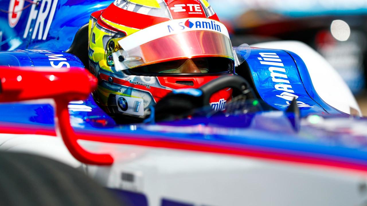 BMW equipo oficial Fórmula E 2018