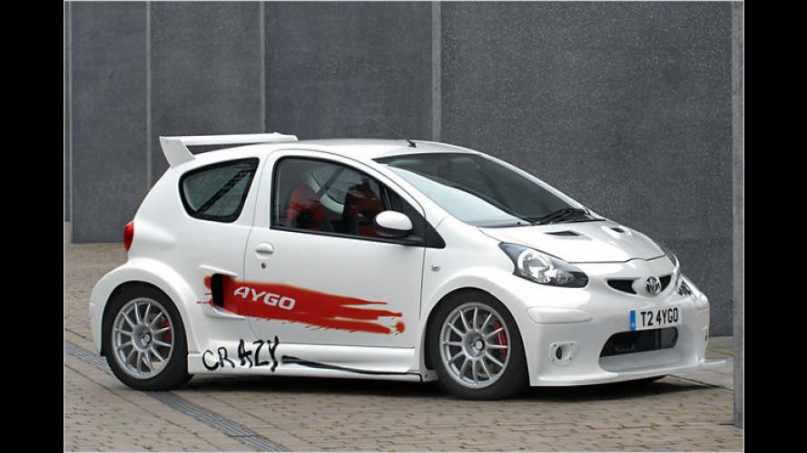 Toyota-Neuheiten auf der British International Motor Show