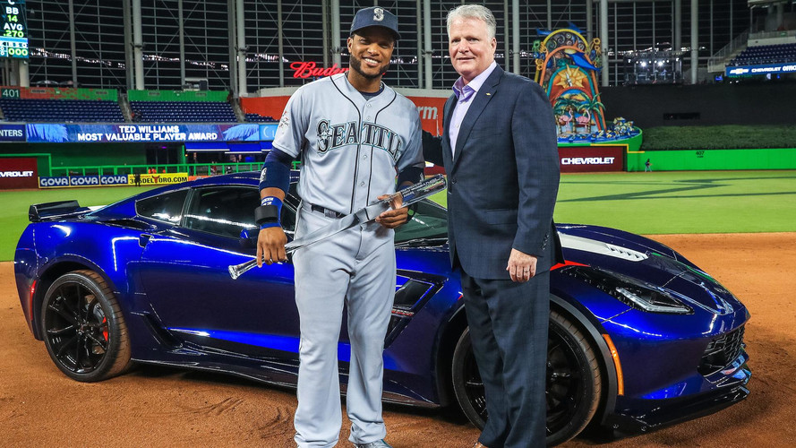 All-Star Game MVP Robinson Cano Gets Corvette Grand Sport