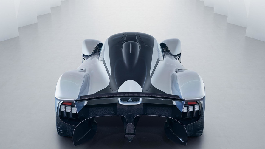 Hallgasd meg, hogy szól majd az Aston Martin Valkyrie V12-ese