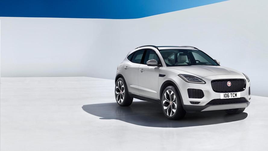 Jaguar E-Pace - Le nouveau SUV compact anglais