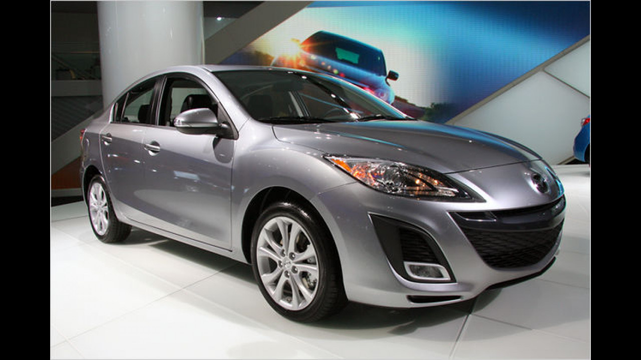 Mazda 3 Stufenheck
