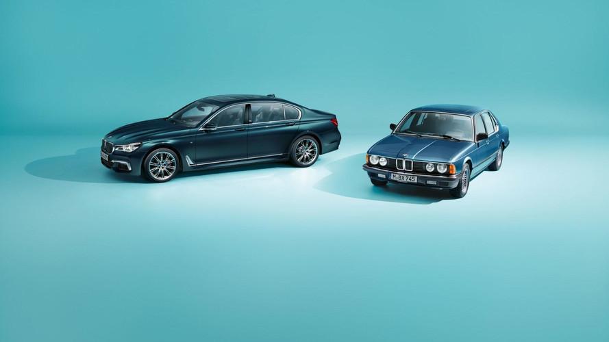Exkluzív kiadással ünnepli 40. születésnapját a 7-es BMW