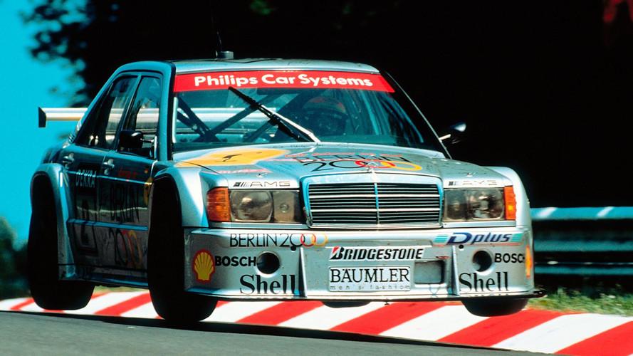 Los Mercedes-Benz del DTM, supergalería de fotos (152 imágenes)