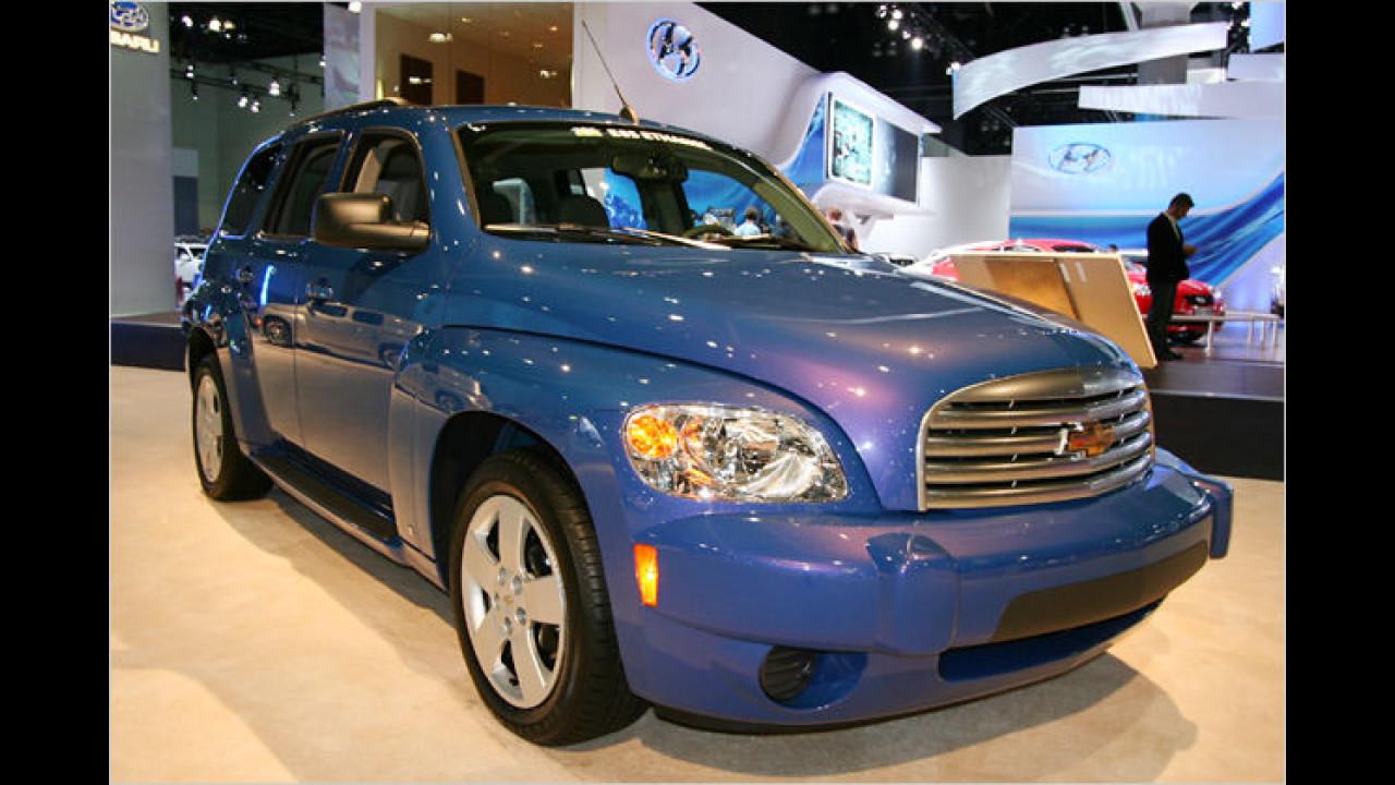 Chevrolet HHR Automatik