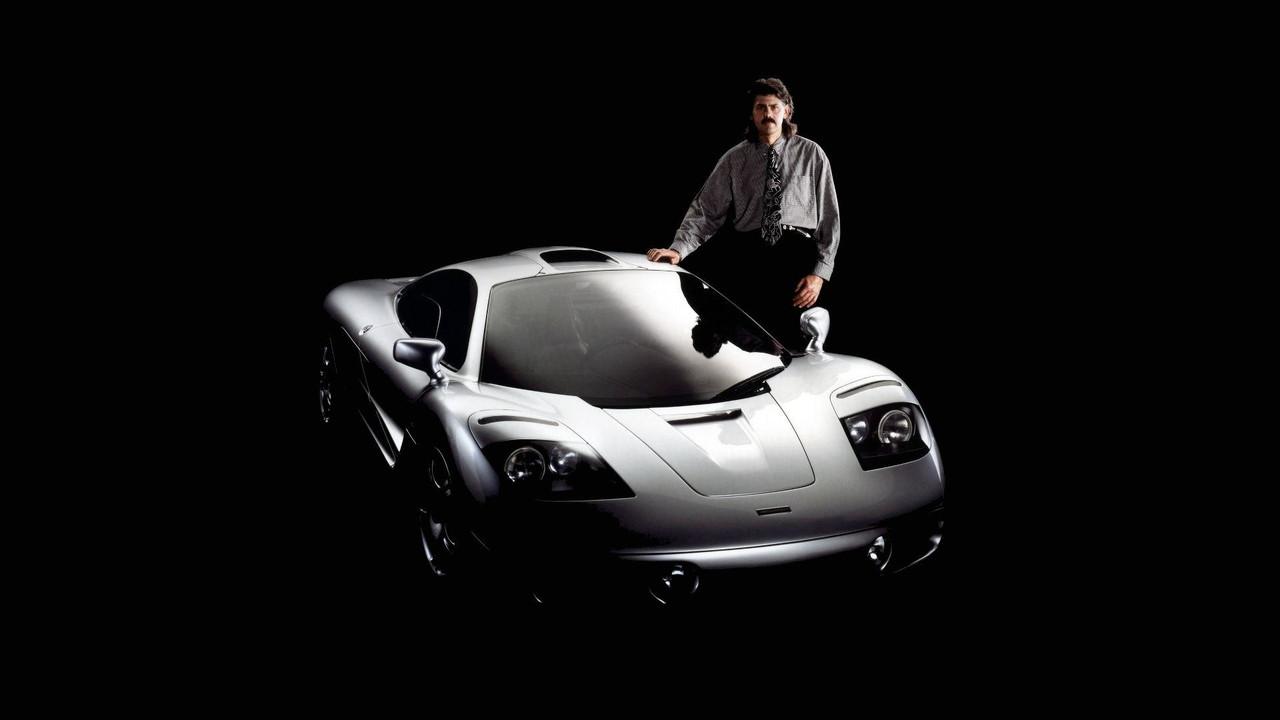 Gordon Murray McLaren F1