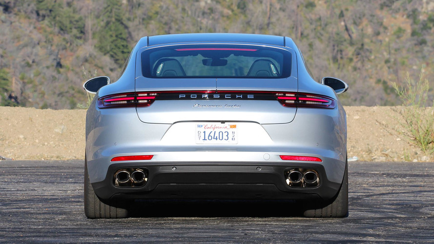 2017 Porsche Panamera Turbo: Review