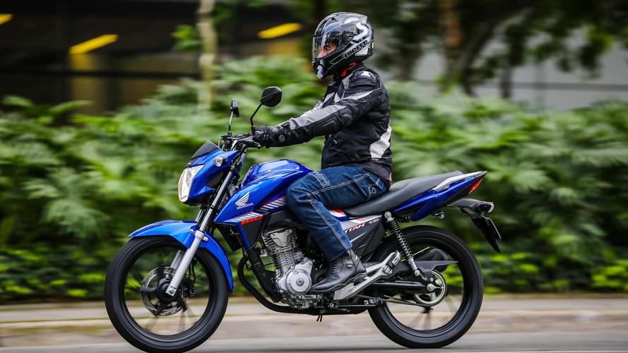 Produção de motos cresceu 12,2% no primeiro trimestre
