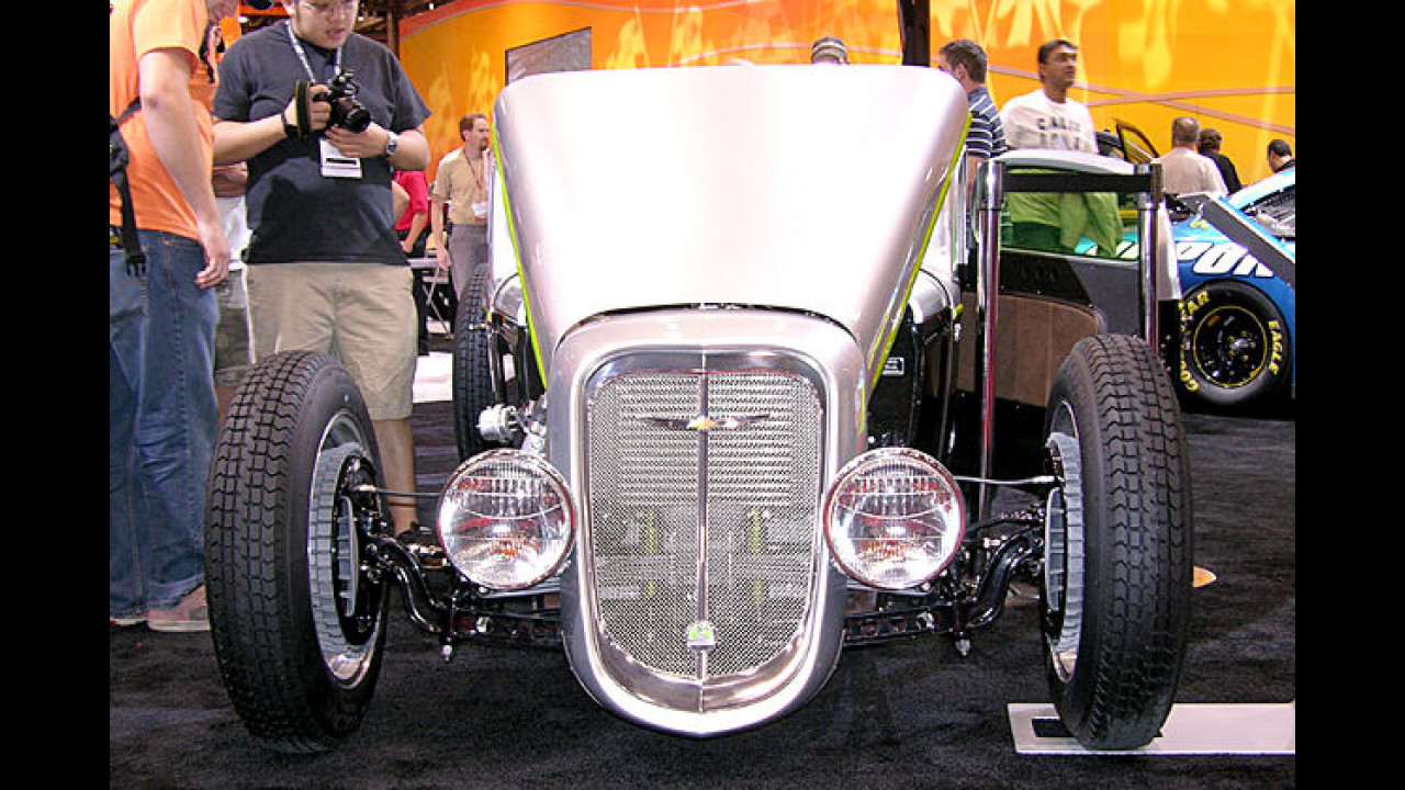 Chevrolet Flexfuel Hot Rod