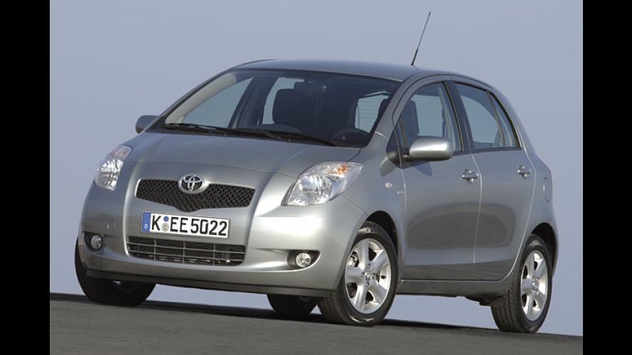Die Top Ten der umweltfreundlichsten Autos 2006