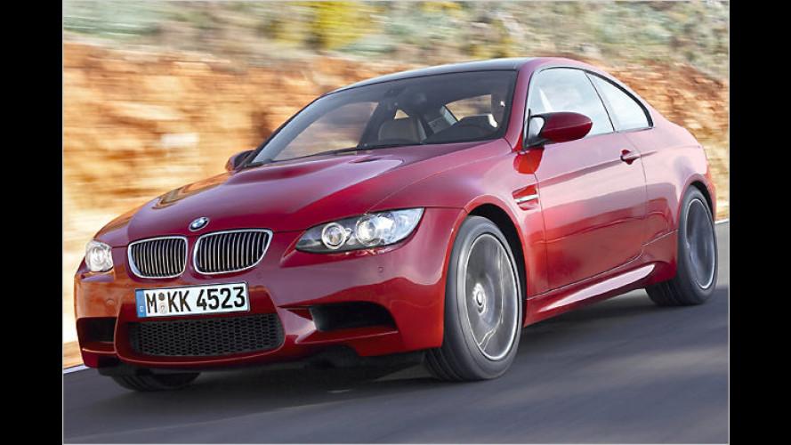 Acht für Drei: Der neue BMW M3 ist endlich da