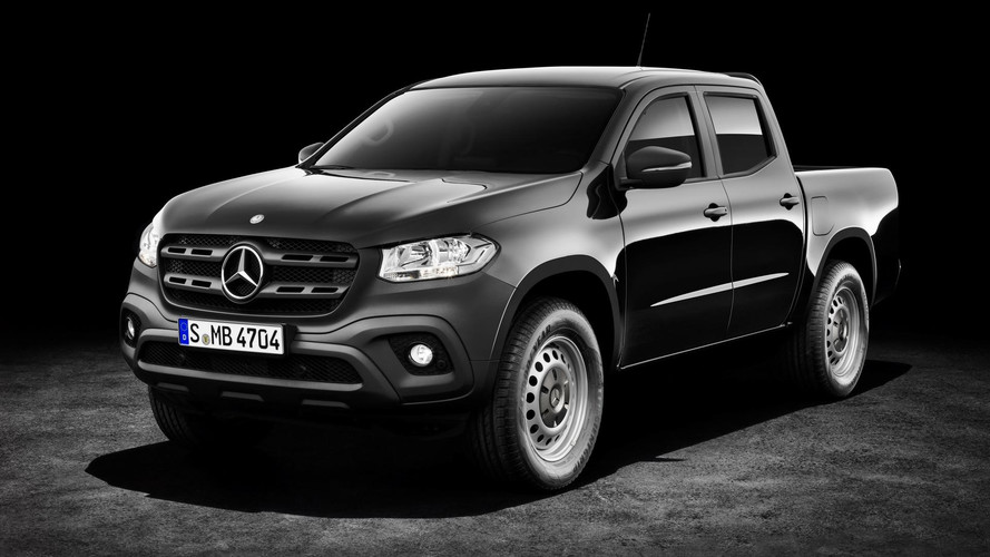 Mercedes X-Class to be axed already - report