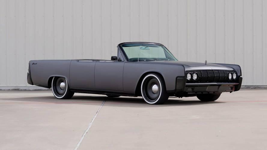 Mutatunk egy '64-es Lincoln Continentalt, amire lehetetlenség nemet mondani