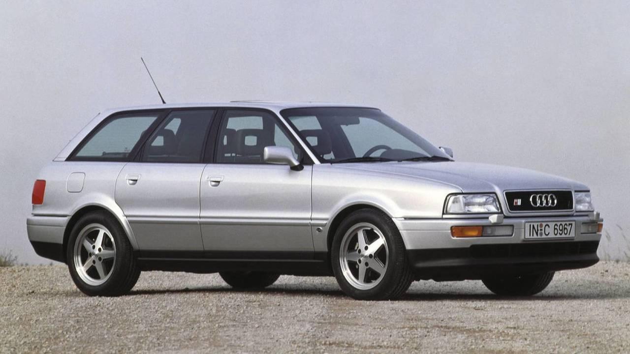 Audi S2 Avant (1992)