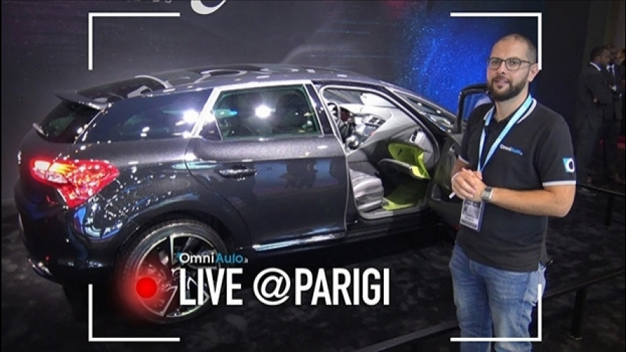 Salone di Parigi, DS Commande Speciale, l'auto su misura [VIDEO]
