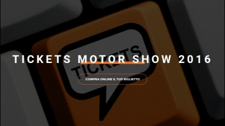 Motor Show, è iniziata la prevendita dei biglietti