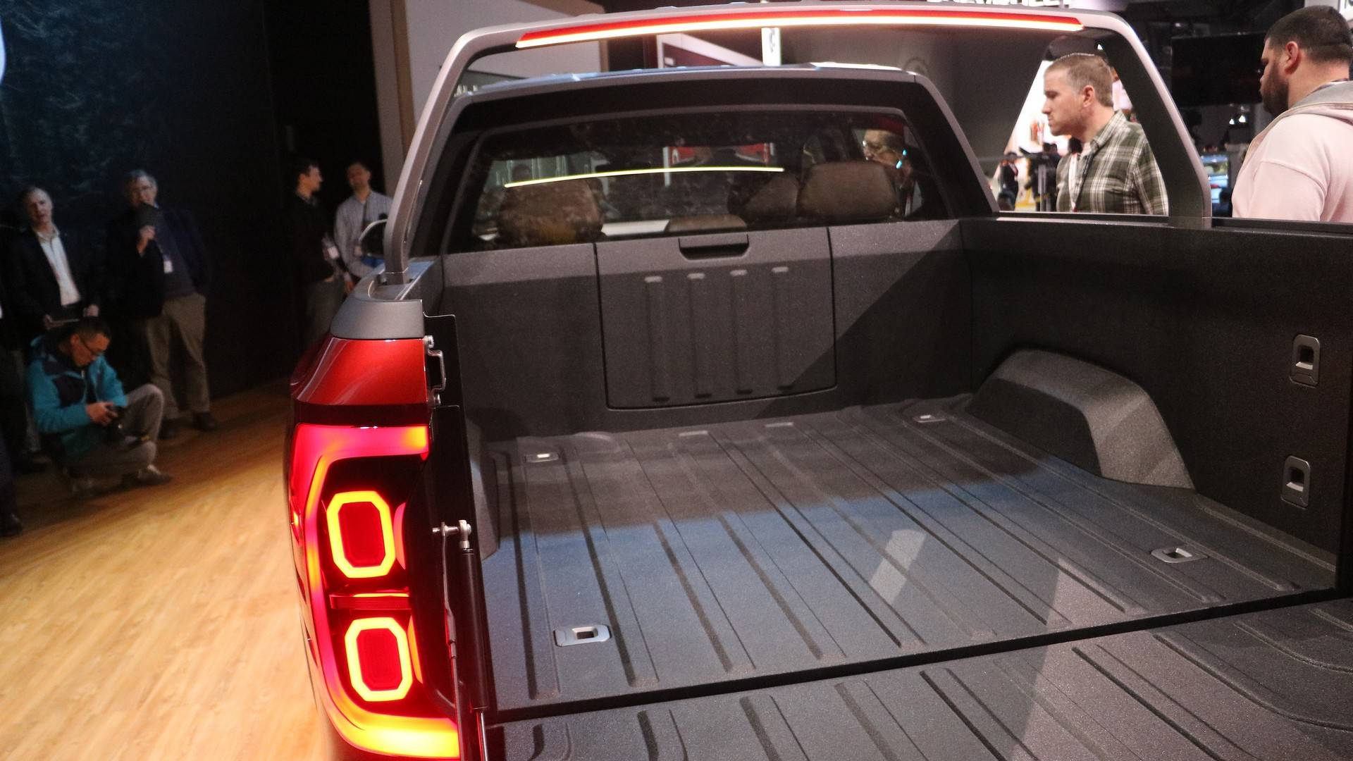 Vw Tanoak Pickup Truck Carefully Being Considered For The U S