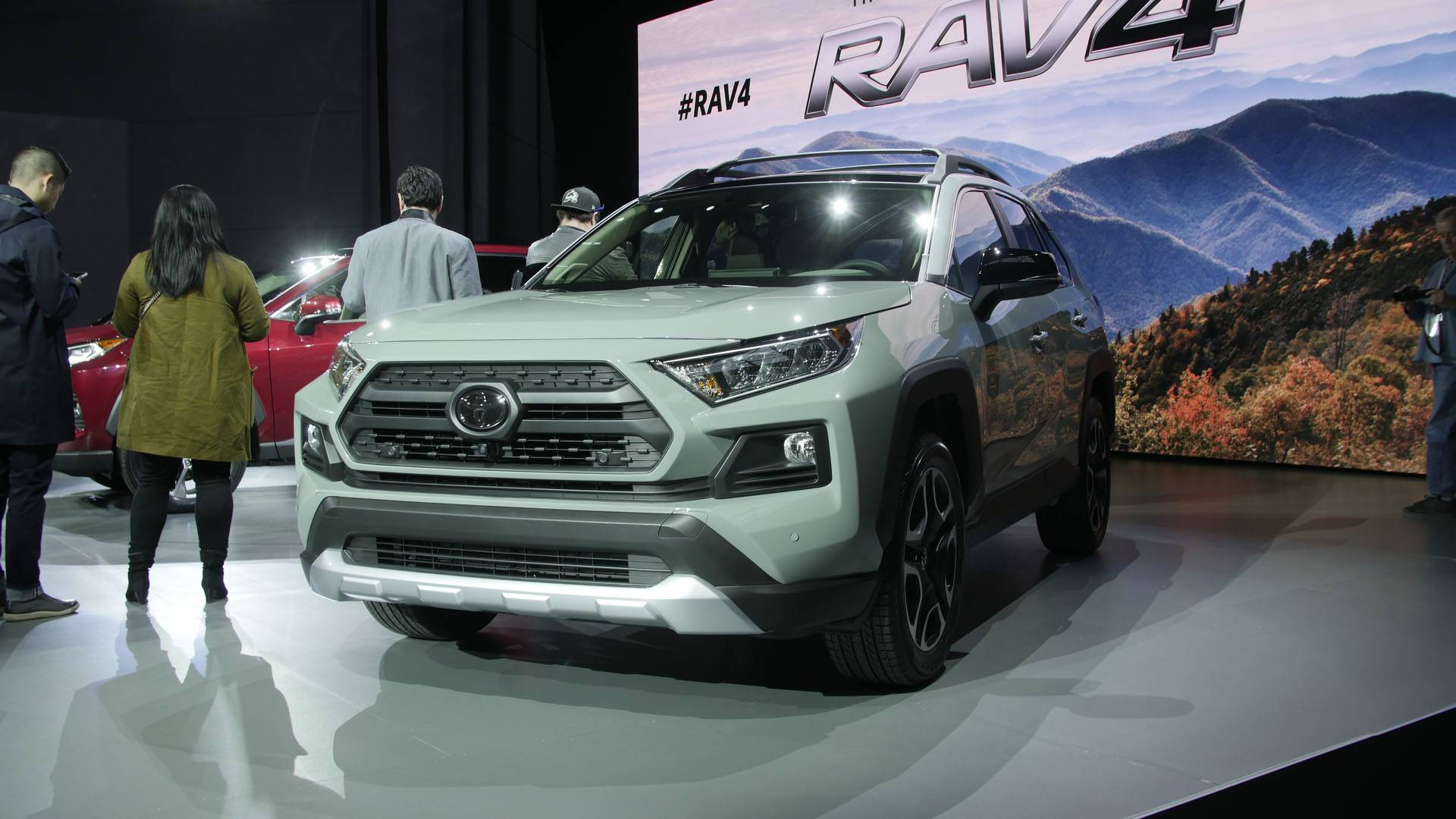 Watch Toyota Reveal The AllNew RAV In New York - When is the new york car show